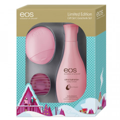 eos Lip Balm and Lotions Pink Edition