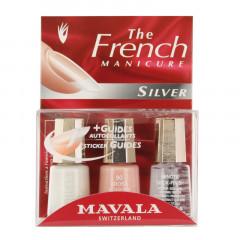 Mavala French Maniküre Set Silber