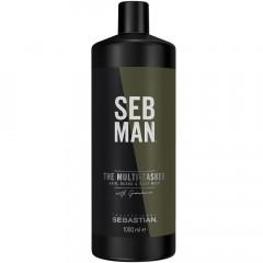 SEB MAN The Multitasker 3in1 Hair, Beard & Body Wash 1000 ml