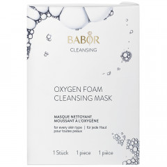 BABOR Cleansing Oxygen Foam Cleansing Mask 3 Stück