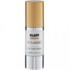 Klapp Cosmetics A Classic Eye Care Mask 30 ml