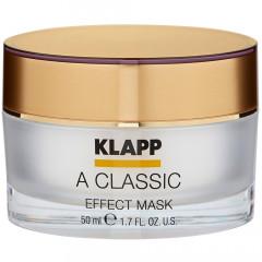 Klapp Cosmetics A Classic Effect Mask 50 ml
