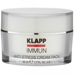 Klapp Cosmetics Immun Anti-Stress Cream Pack 50 ml
