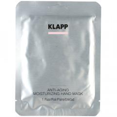 Klapp Cosmetics Repagen Anti-Aging Moisturizing Hand Mask 3 Stk.