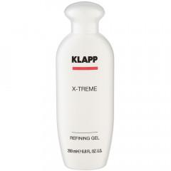 Klapp Cosmetics X-Treme Refining Gel 200 ml
