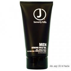 J Beverly Hills Men Strong Hold Gel 118 ml