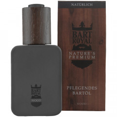 Bart Royal Natures Bartöl Wood 50 ml