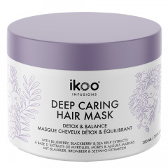 ikoo Infusions Deep Caring Mask Detox & Balance 200 ml