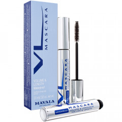 Mavala VL Mascara Waterproof Pflaume 10 ml