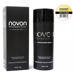 Novon Professional Hair Building Fiber Light Blond 25 g