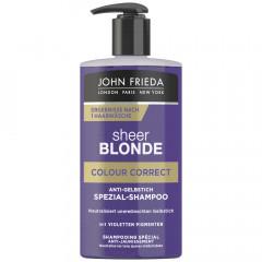 John Frieda Sheer Blonde Colour Correct Anti-Gelbstich Spezial-Shampoo 200 ml