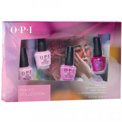 OPI Tokyo Collection 4er Mini Set