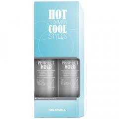 Goldwell Stylesign Perfect Hold Big Finish Duo 2 x 300 ml