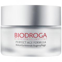 Biodroga Perfect Age Formula Rekonturierende Augenpflege 15 ml