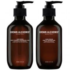 Grown Alchemist Hand Wash & Hand Cream Set
