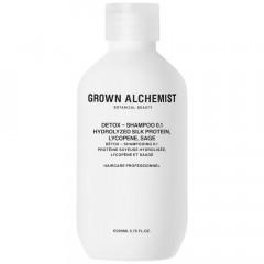 Grown Alchemist Detox Shampoo 0.1 200 ml