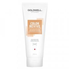 Goldwell Dualsenses Color Revive Conditioner Warmes Dunkelblond 200 ml