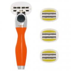 Shave-Lab Set TWEE Wild Orange P.L.6+ Women