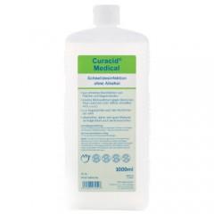Curacid Medical Schnelldesinfektion ohne Alkohol 1000 ml