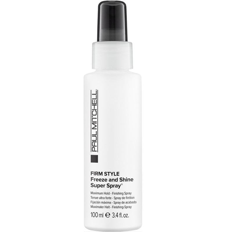 Paul Mitchell Firm Style Freeze And Shine Super Spray 100 ml