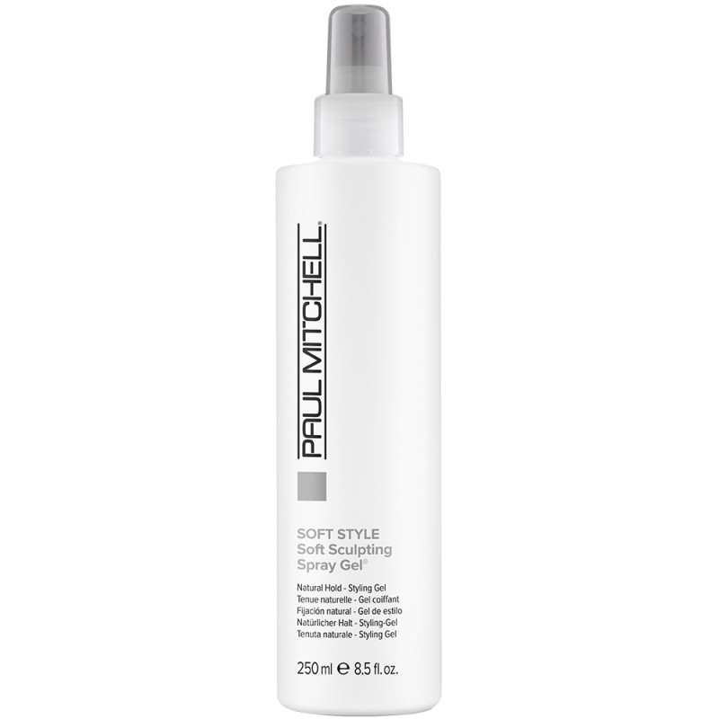 Paul Mitchell Soft Style Soft Sculpting Spray Gel 250 ml