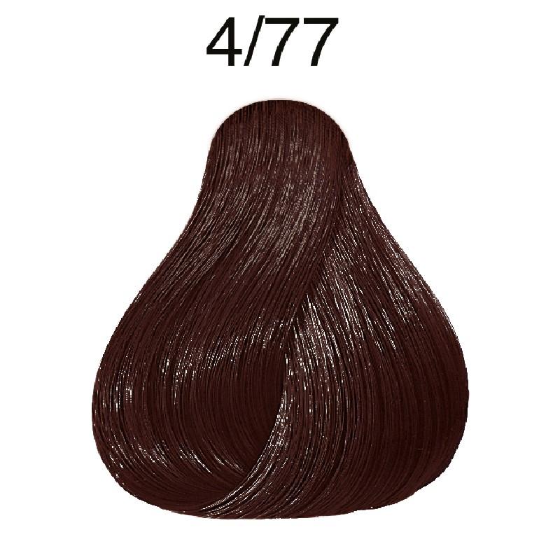 Wella Color Touch Deep Browns 4/77 braun-intensiv