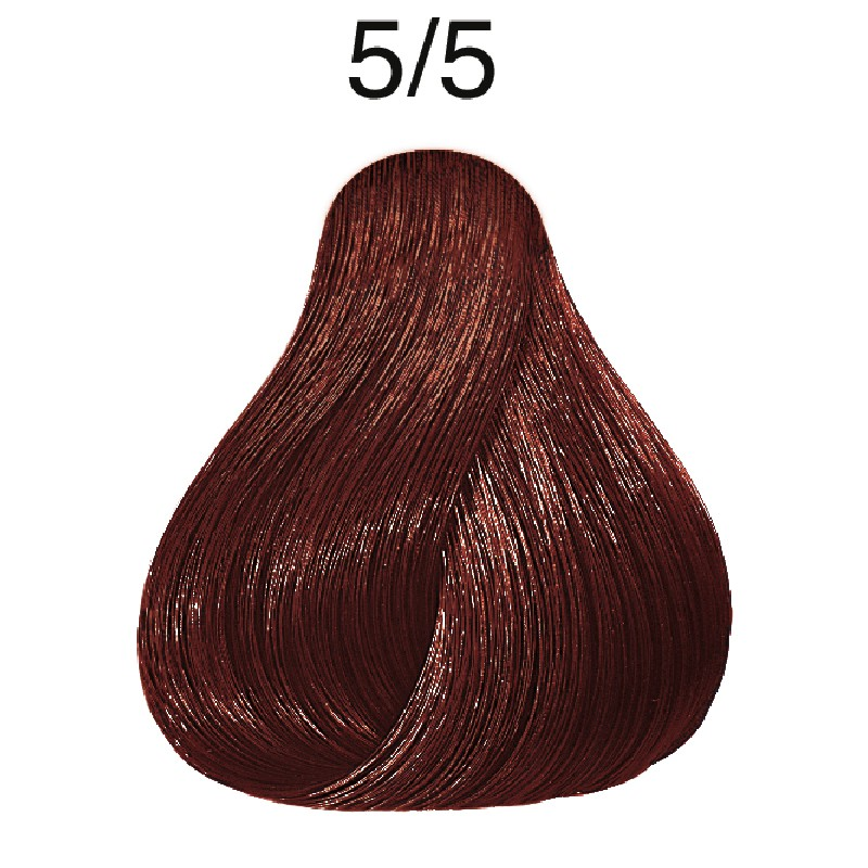 Wella Color Touch Vibrant Reds 5/5 mahagoni