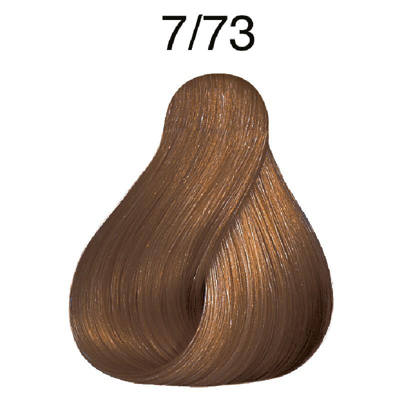 Wella Color Touch Deep Browns 7/73 mittelblond braun-gold