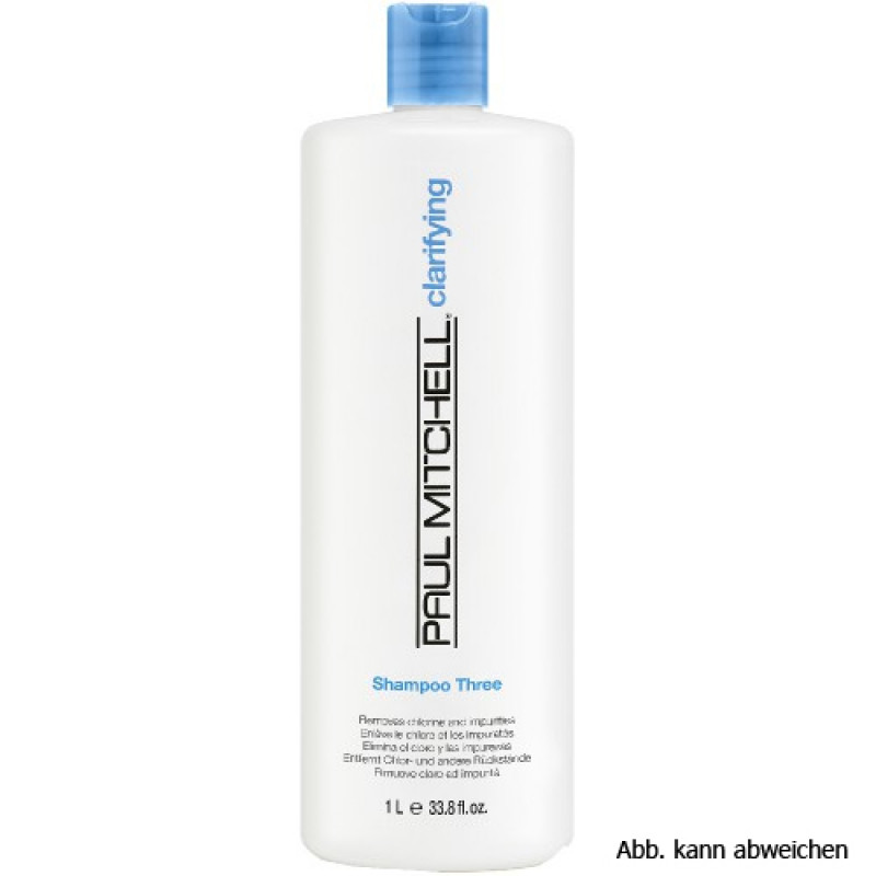 Paul Mitchell Clarifying Shampoo Three 1000 ml
