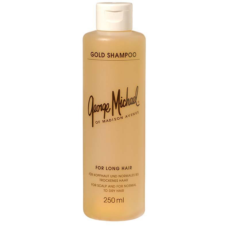 George Michael Gold Shampoo