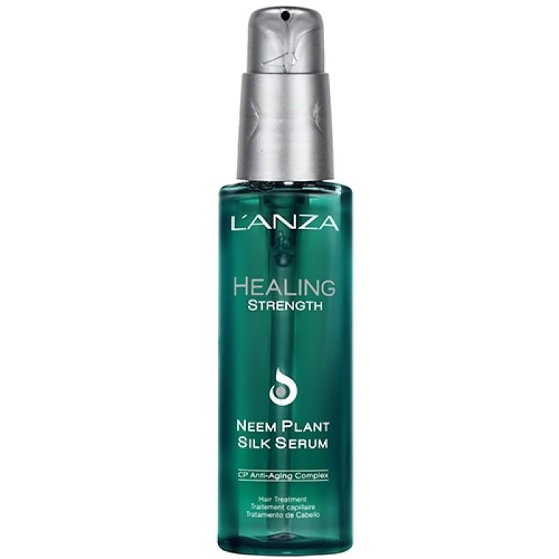 Lanza Healing Strength Neem Plant Silk Serum