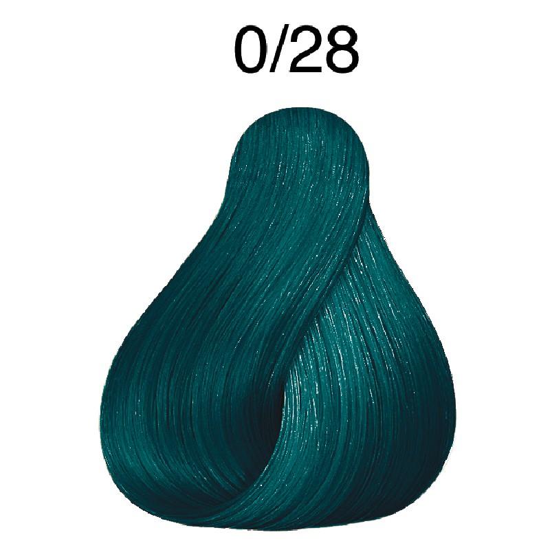 Wella Koleston 0/28 Matt-blau
