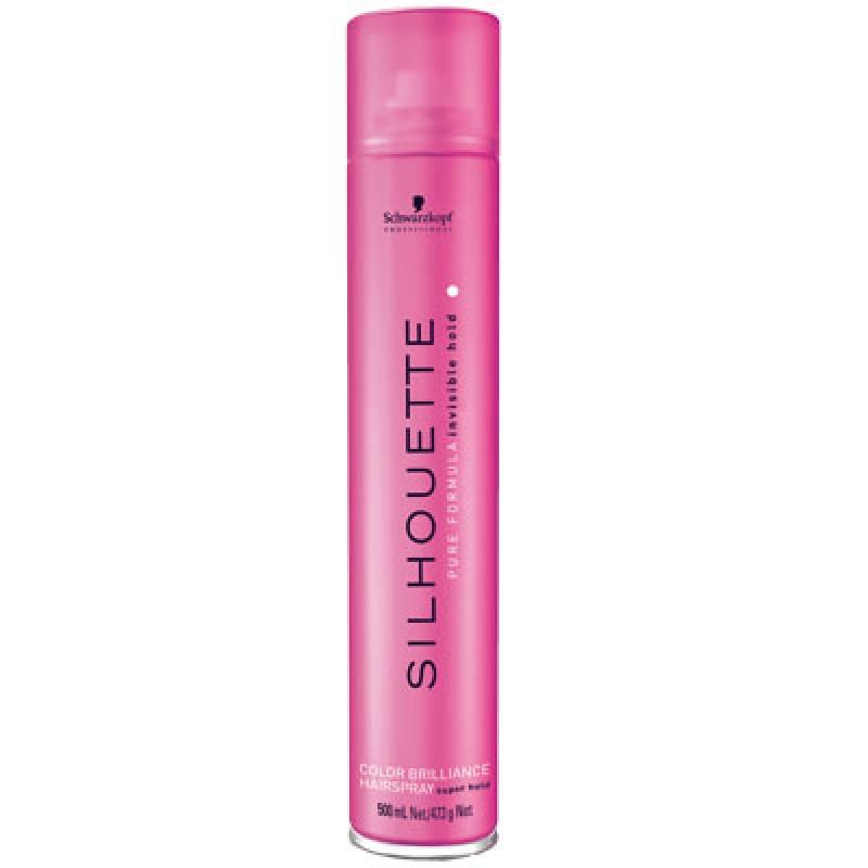 Schwarzkopf Silhouette Color Brillance Hairspray