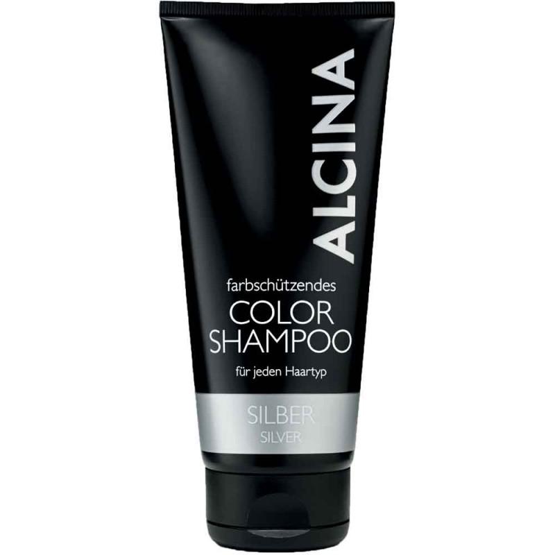 Alcina Color Shampoo Silber 200 ml