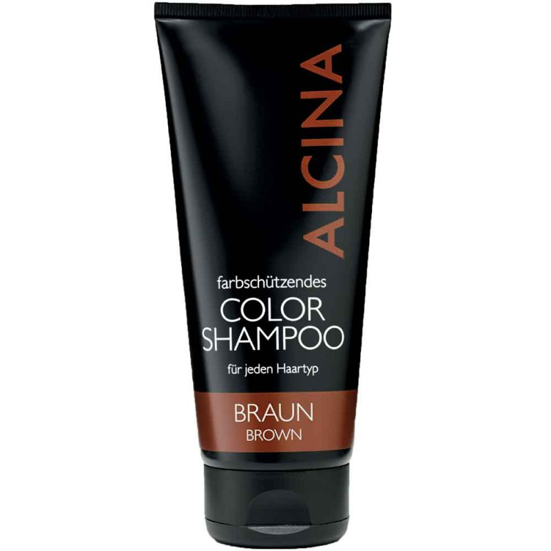 Alcina Color Shampoo Braun 200 ml