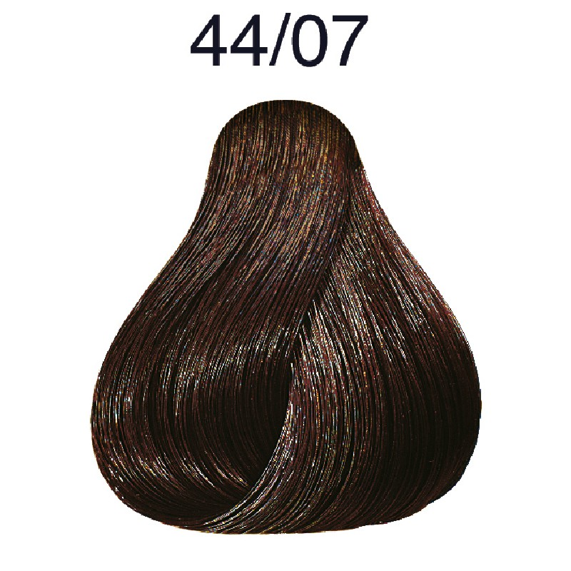 Wella Color Touch Plus 44/07 mittelbraun-intensiv natur-braun