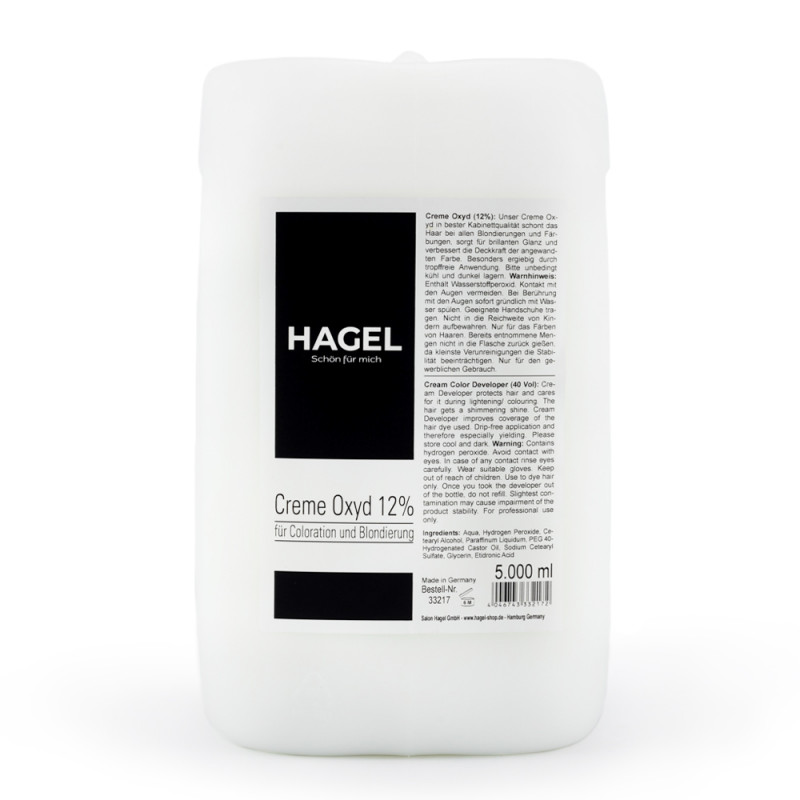 HAGEL Creme Oxyd 12 % 5000ml