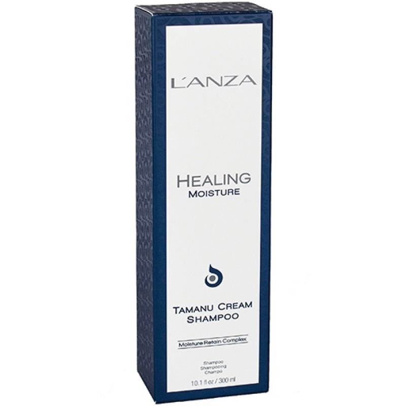 Lanza Healing Moisture Tamanu Cream Shampoo 300 ml