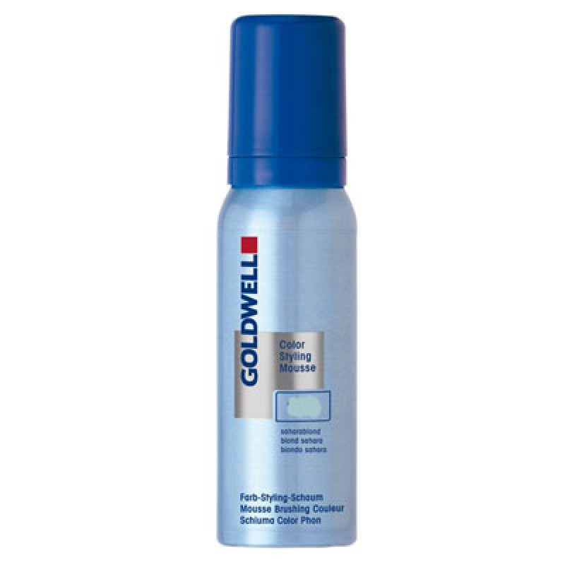 Goldwell Colorance Color Styling Mousse 9/N blond