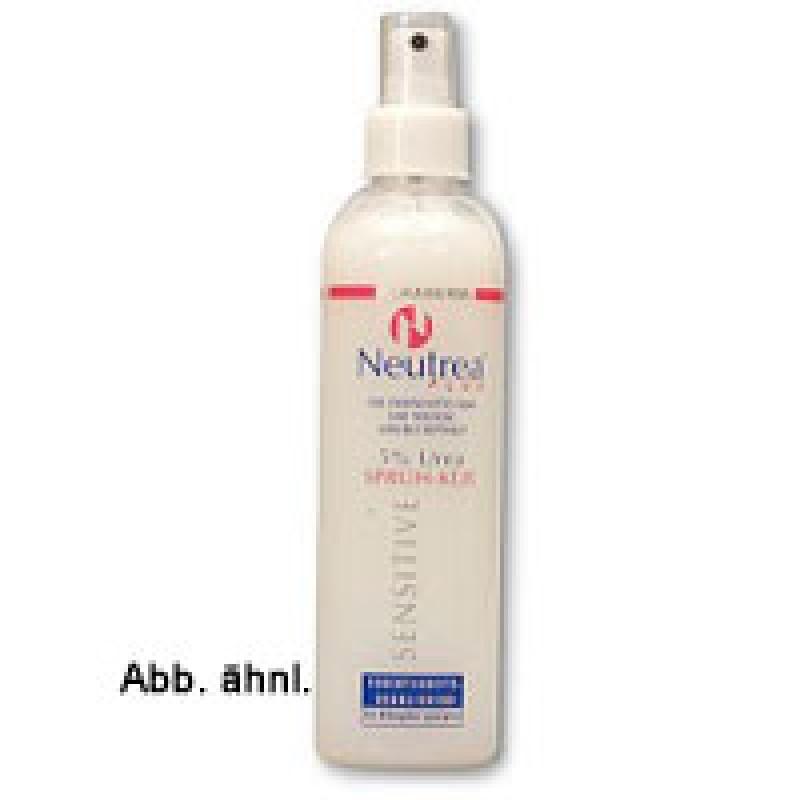 Elkaderm Neutrea Sensitiv 5% Urea Fön-Festiger 250 ml