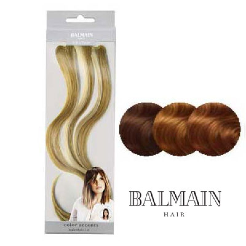 Balmain Color Accents -Warm Caramel 30 cm