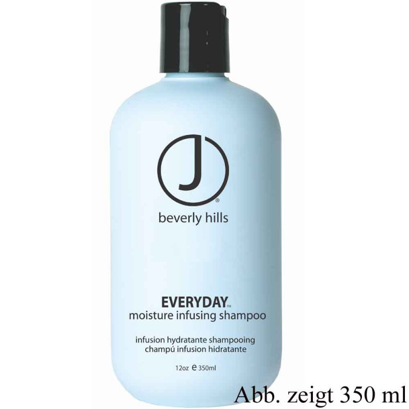 J Beverly Hills Everyday moisture infusing shampoo 90 ml