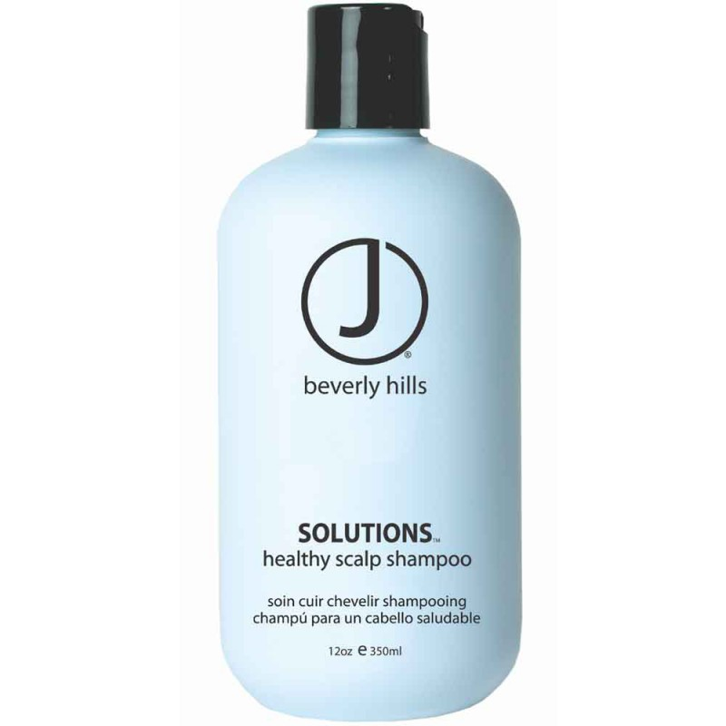J Beverly Hills Solutions healthy scalp shampoo 350 ml