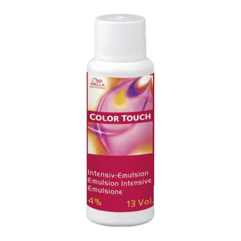 Wella Color Touch Intensiv-Emulsion 4 % 60 ml