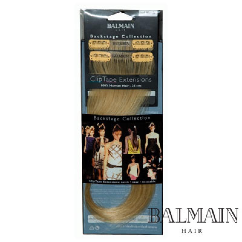 Balmain Clip Tape Extensions 25 cm Blackberry;Balmain Clip Tape Extensions 25 cm Blackberry