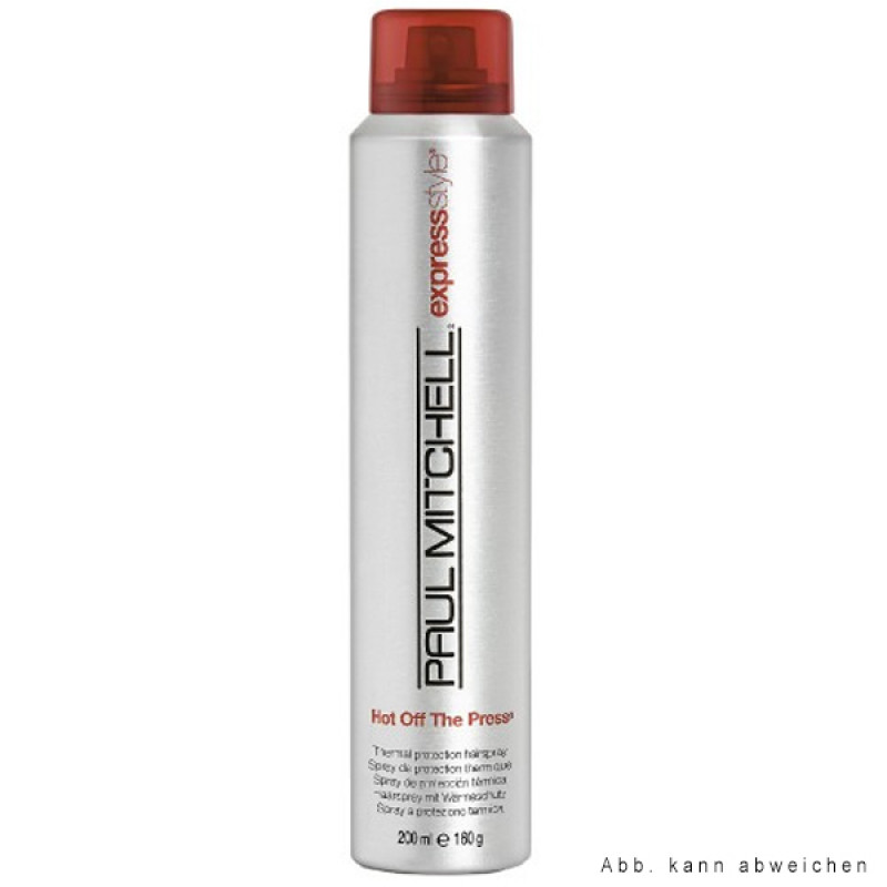Paul Mitchell Express Style Hot Off The Press 200 ml