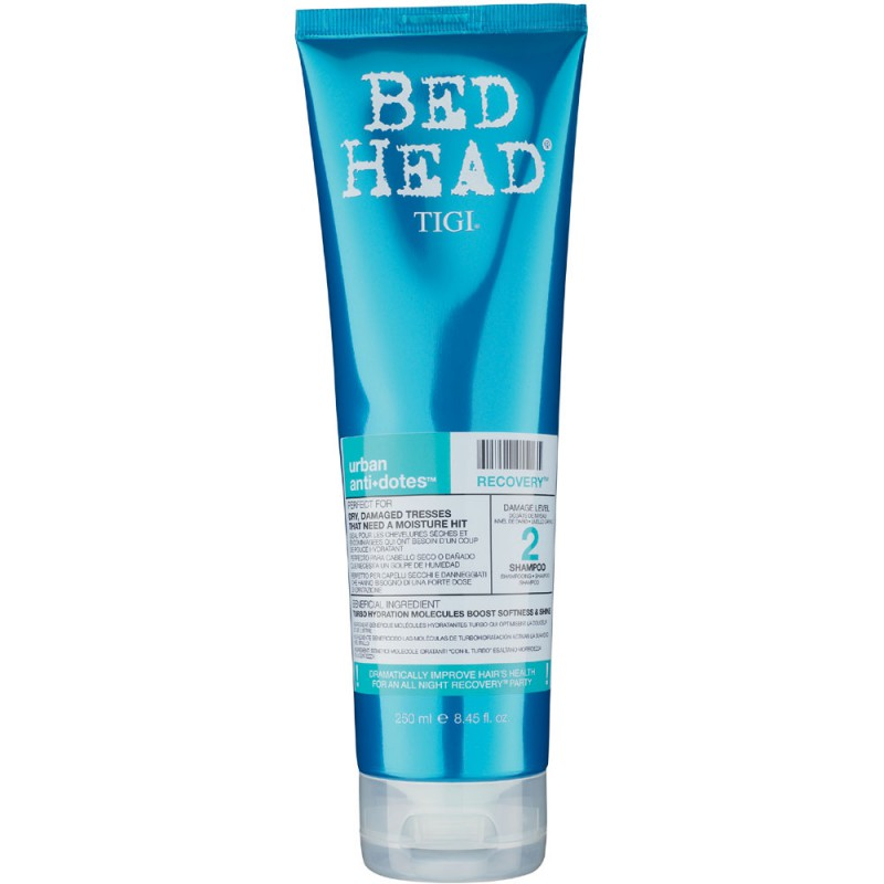 Tigi Bed Head urban anti+dotes Recovery Shampoo 250 ml