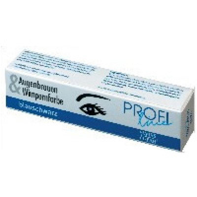 Profiline Augenbrauen- & Wimpernfarbe blauschwarz 15 ml