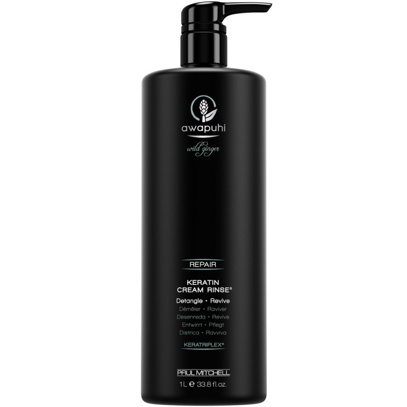 Paul Mitchell Awapuhi Wild Ginger Keratin Cream Rinse 1000 ml