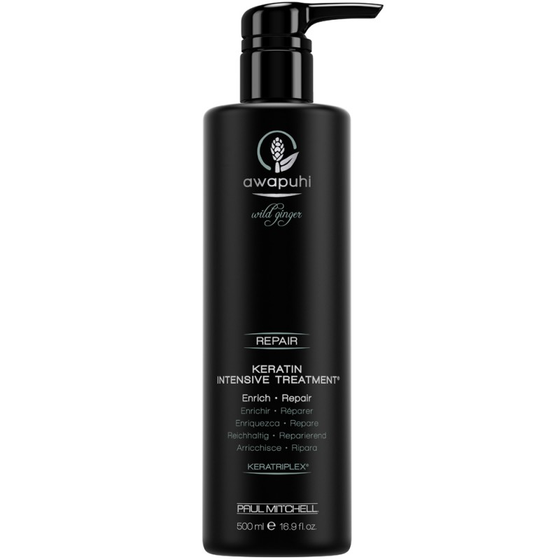 Paul Mitchell Awapuhi Wild Ginger Keratin Treatment 500 ml